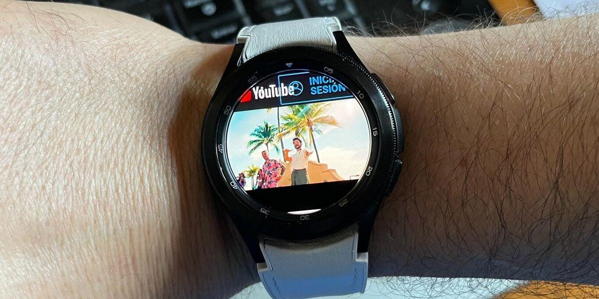 navegador para wear os smartwatch