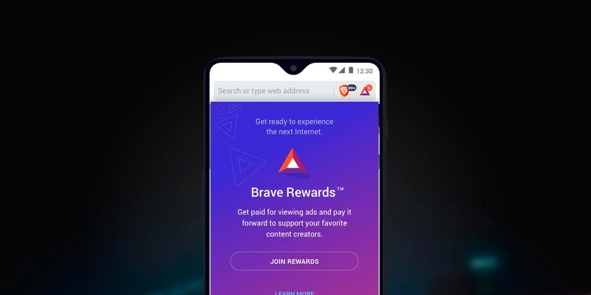 navegador web Brave Android