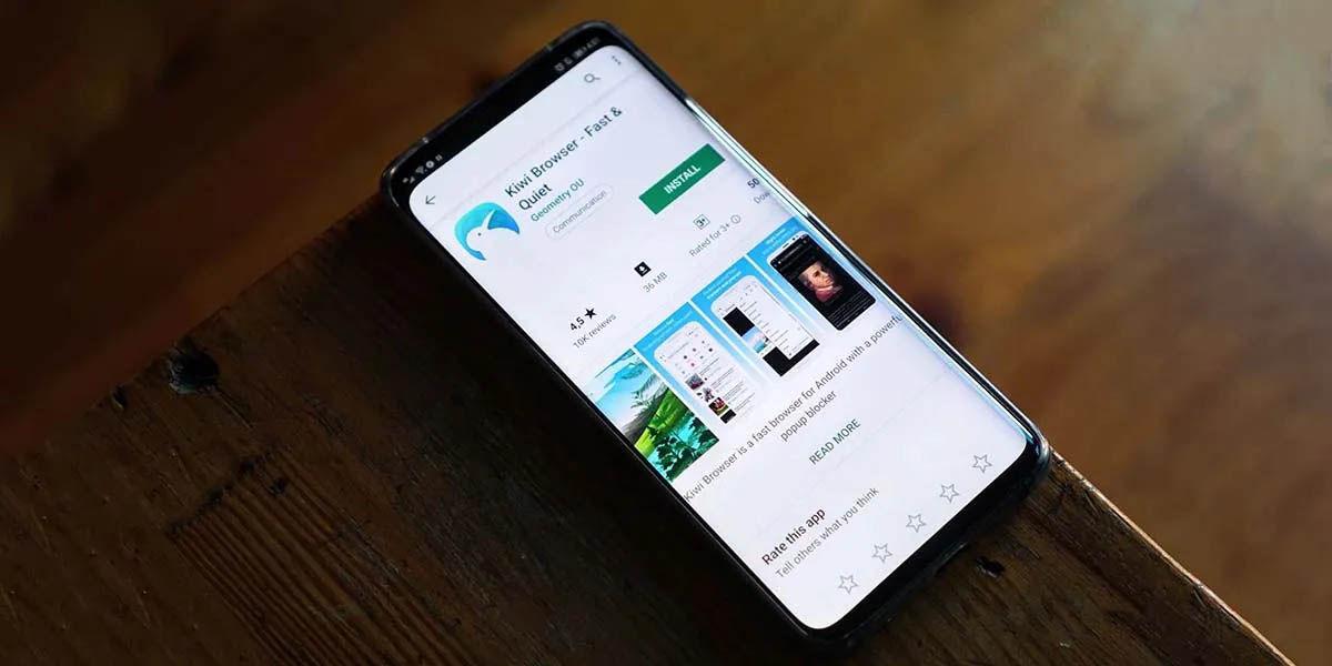 navegadores chromium android