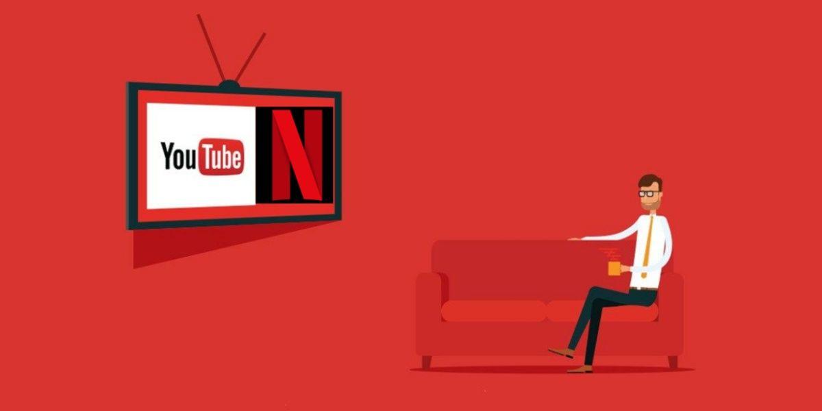 netflix youtube reduciran calidad para evitar sobrecargar el internet