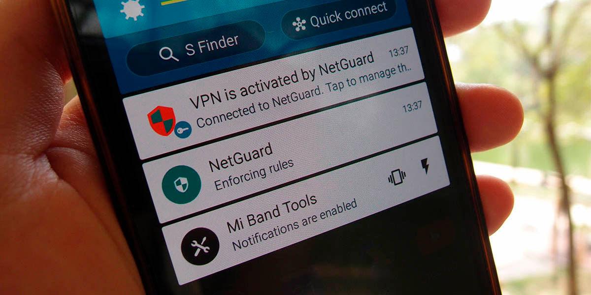 netguard cortafuegos Android sin root
