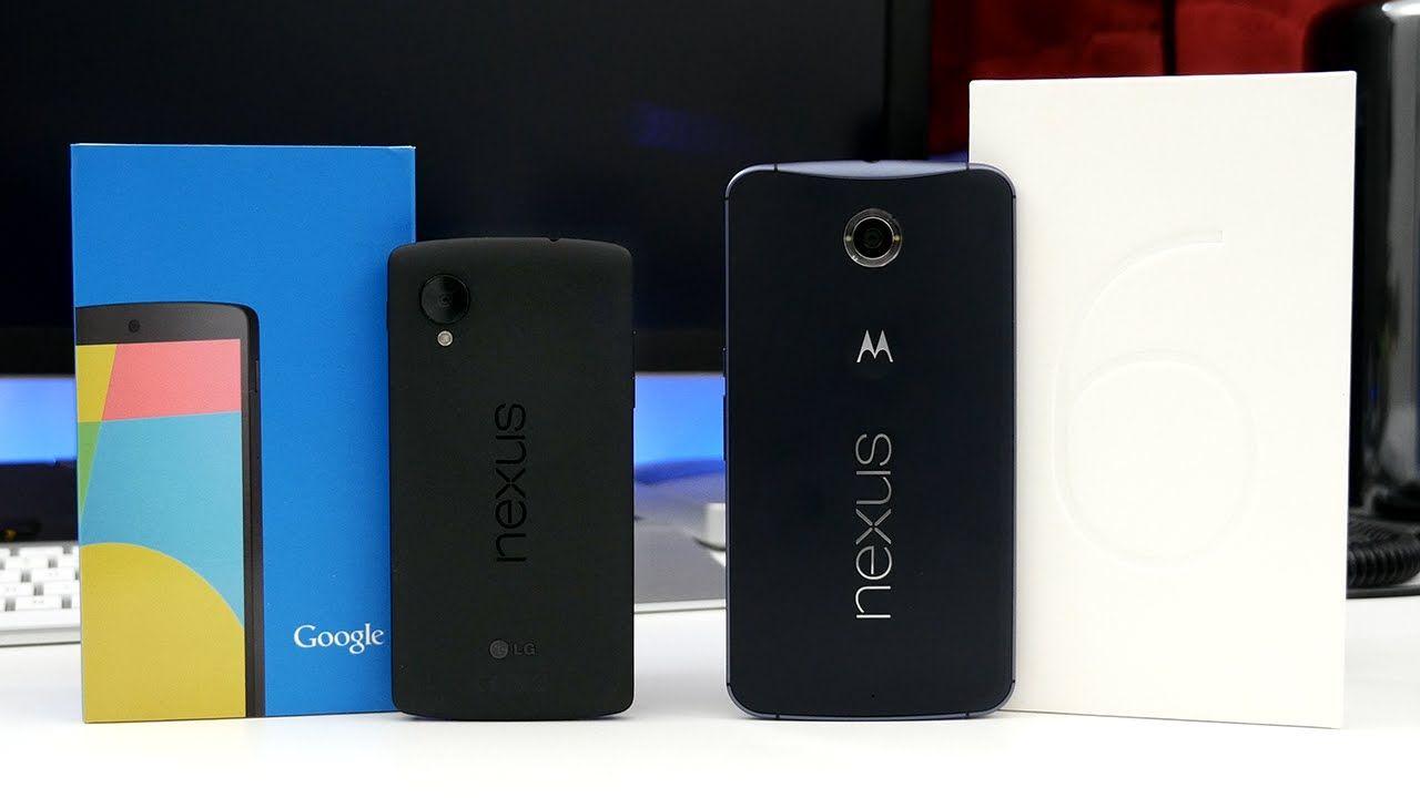Qué nuevo Nexus 2015 elegir y por qué