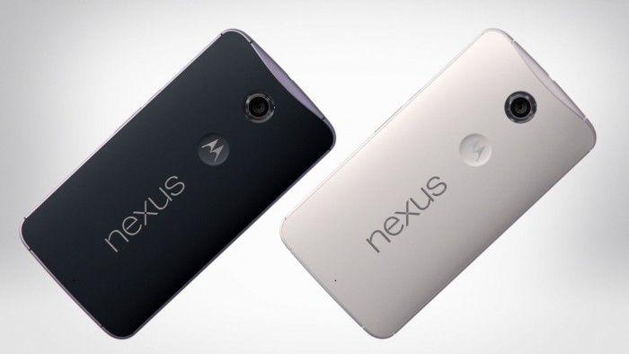 nexus 6 defectos