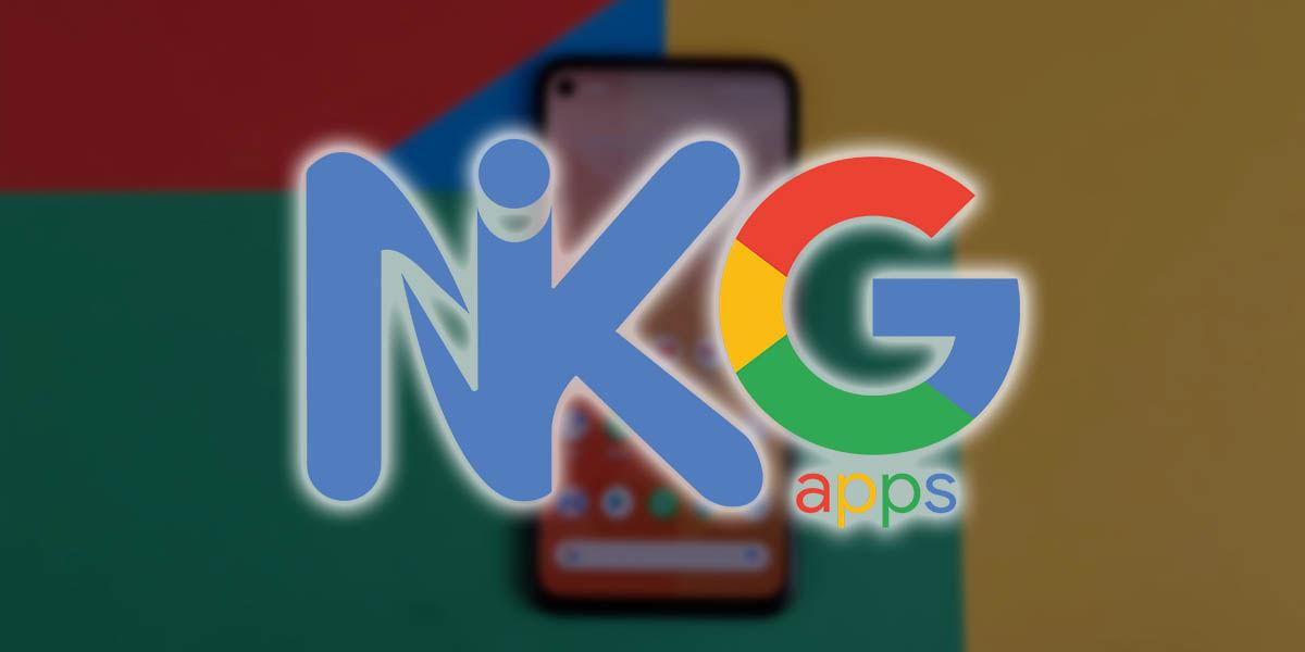 nikgapps cómo instalarlas android