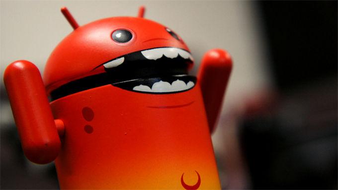 no es necesario instalar antivirus en Android