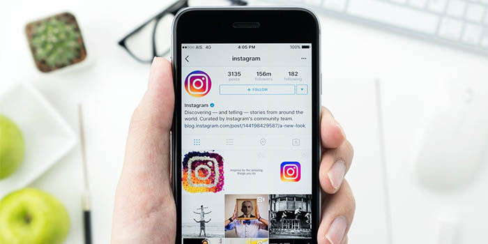 no me aparecen los filtros de instagram