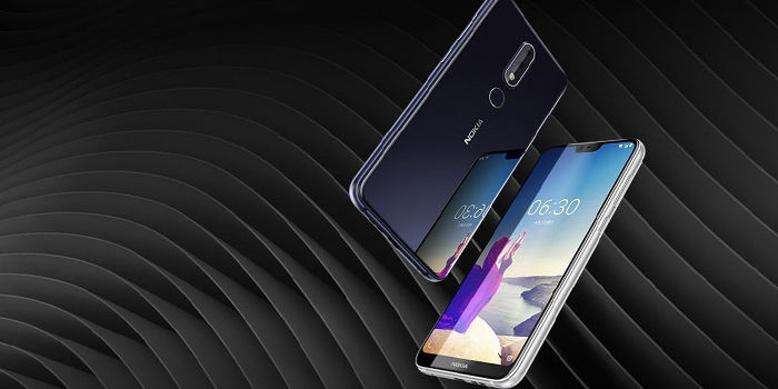 nokia 6 1 plus presentacion android one notch