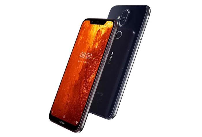 nokia 8 android 10