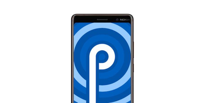 nokia actualizacion android p