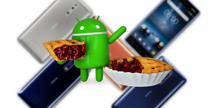 nokia actualizara sus moviles android pie