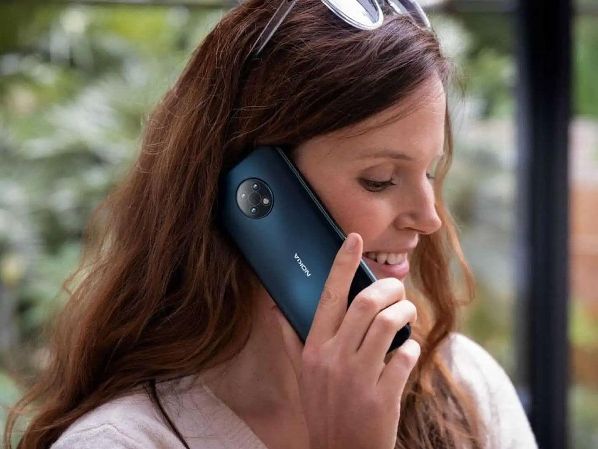 Nokia G50 diseño