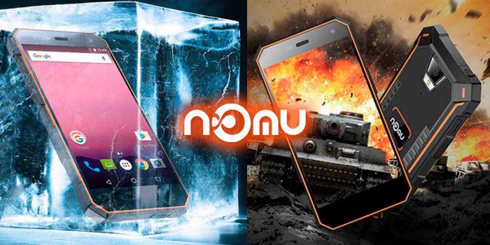 NOMU S10 Pro teléfono más resistente