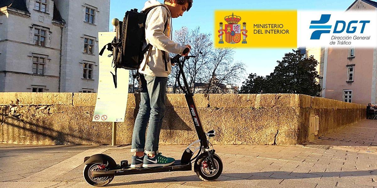 normas dgt espana patinete electrico