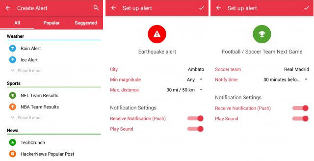 notificaciones de todo tipo en android hooks1