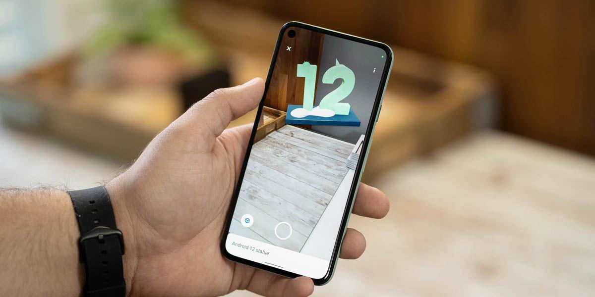 novedades android 12 google pixel