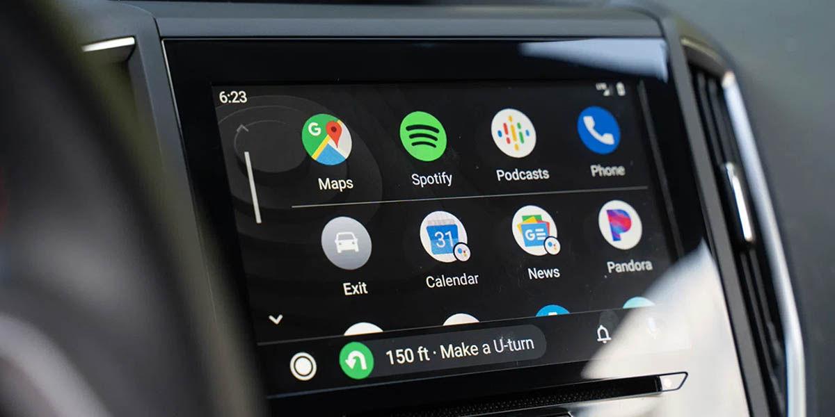novedades android auto 6