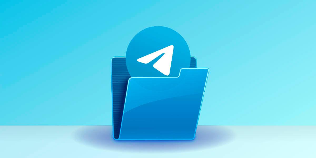 novedades telegram 6 carpetas cómo crearlas