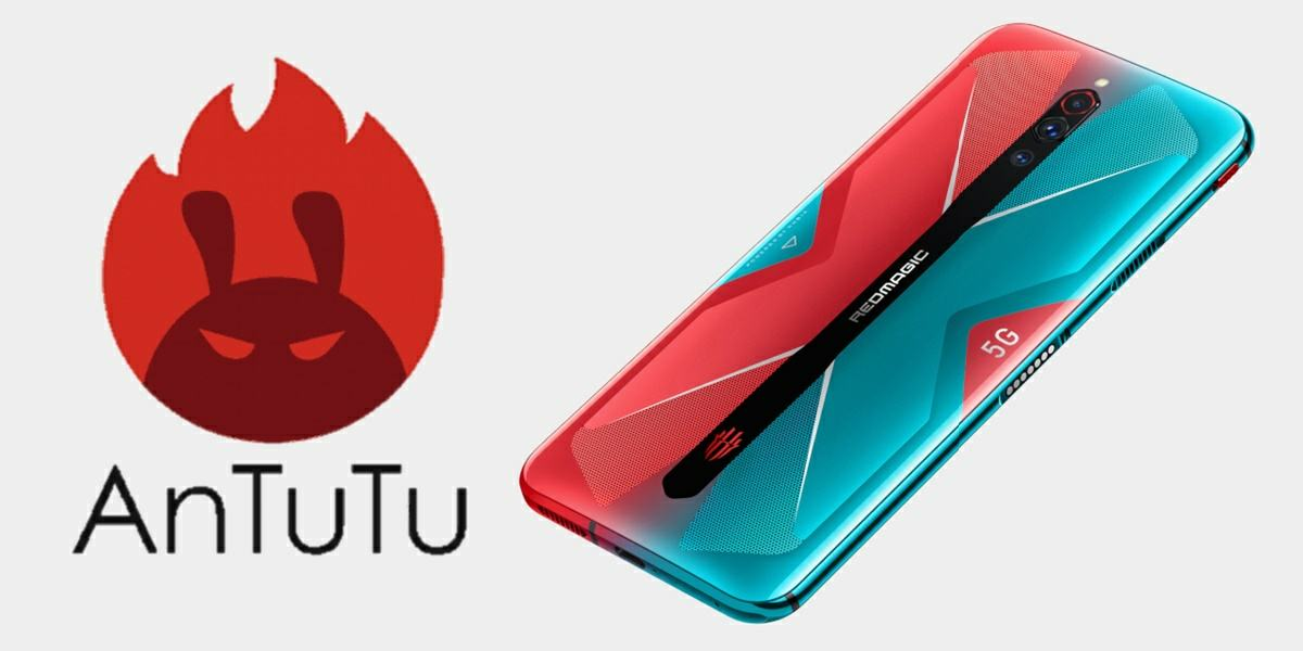 nubia red magic 5g antutu