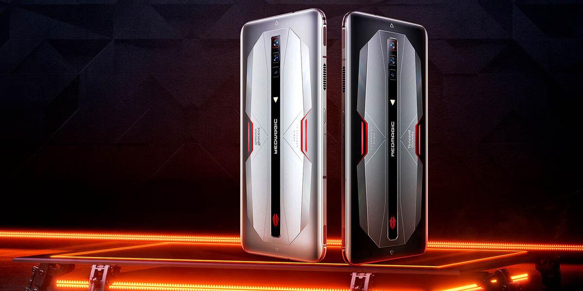 nubia redmagic 6 pro móvil gamer 18 gb de ram