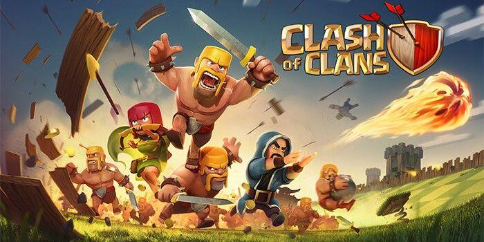 nueva actualizacion clash of clans
