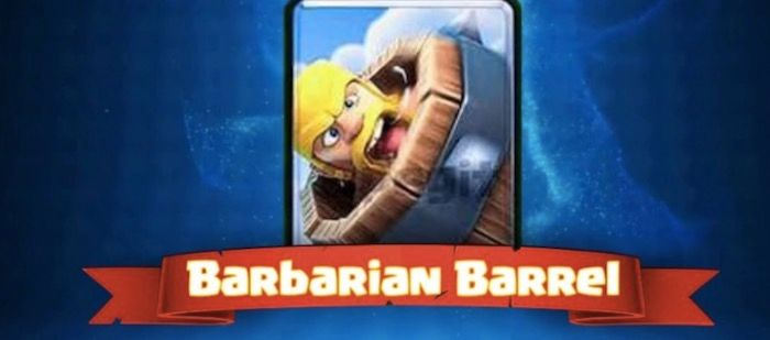 nueva carta barril del barbaro
