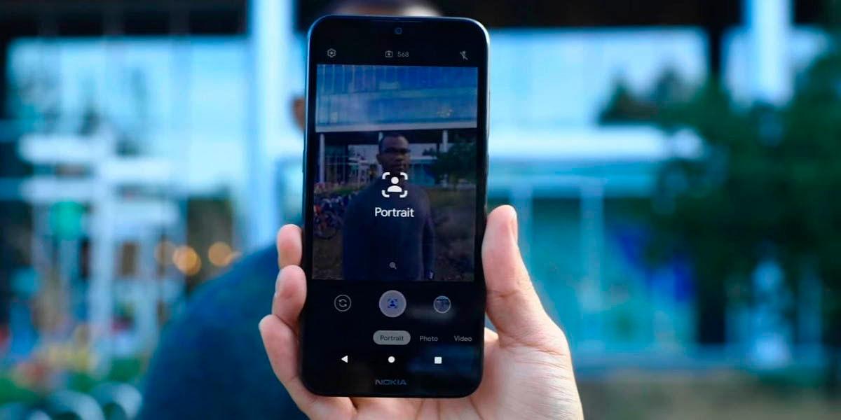 nueva google camera go para android go