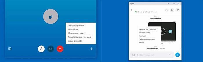 nueva herramienta para grabar llamadas y videollamas en skype