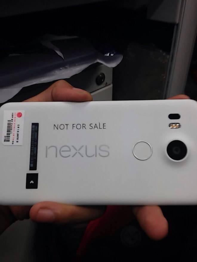 nueva imagen del nexus 5 2015 filtrada