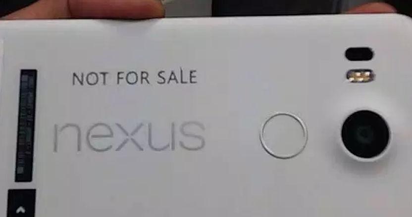 Las especificaciones del LG Nexus 5X aparecen en Amazon