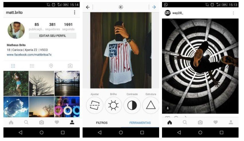 nueva interfaz instagram
