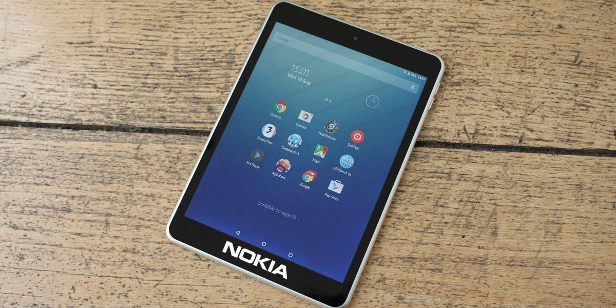 nueva tablet nokia filtrada