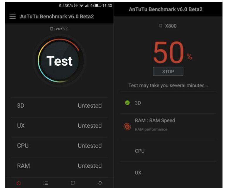 nueva version de antutu 6.0 para android
