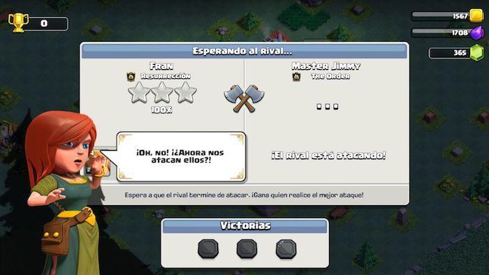 nuevas batallas clash of clans