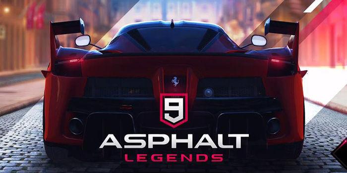 nuevo juego saga asphalt 9 novedades