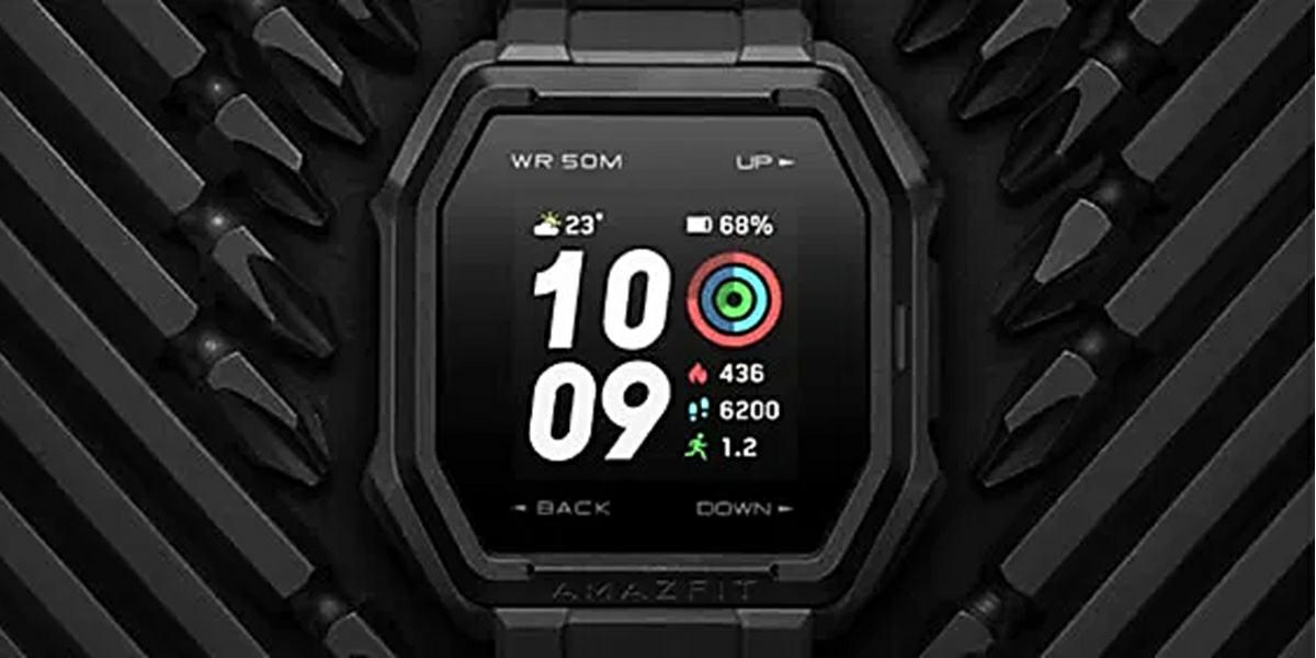 nuevo smartwatch amazfit ares