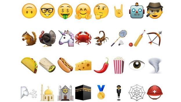 nuevos emojis ios 9.1 en android