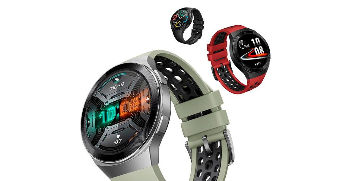 nuevos huawei watch gt2e