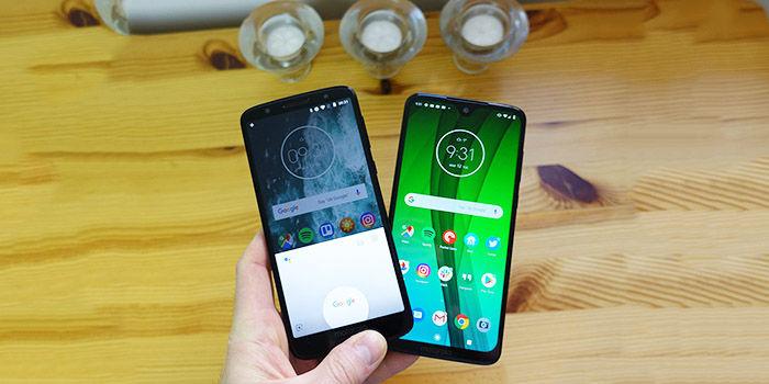 nuevos telefonos vieja version android