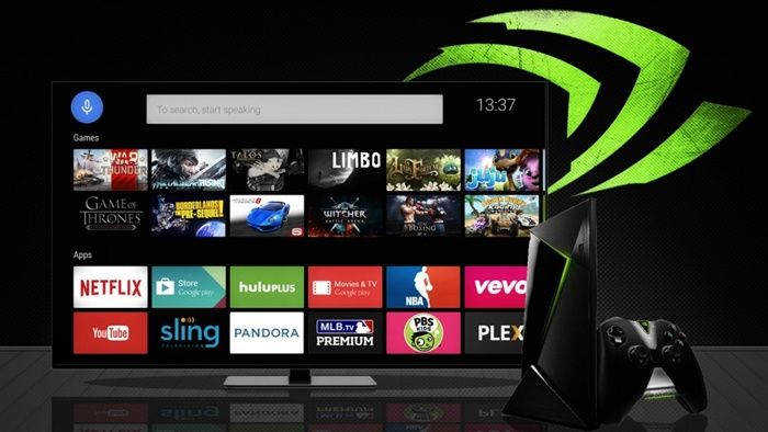nvidia shiel android tv 10