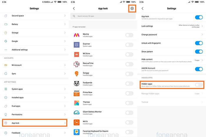 ocultar-aplicaciones-en-Xiaomi