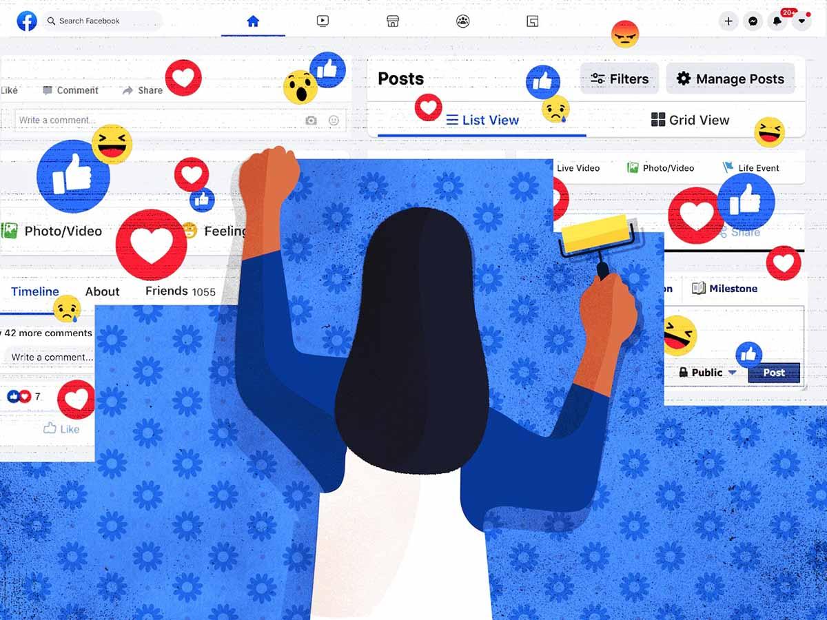 ocultar publicaciones facebook