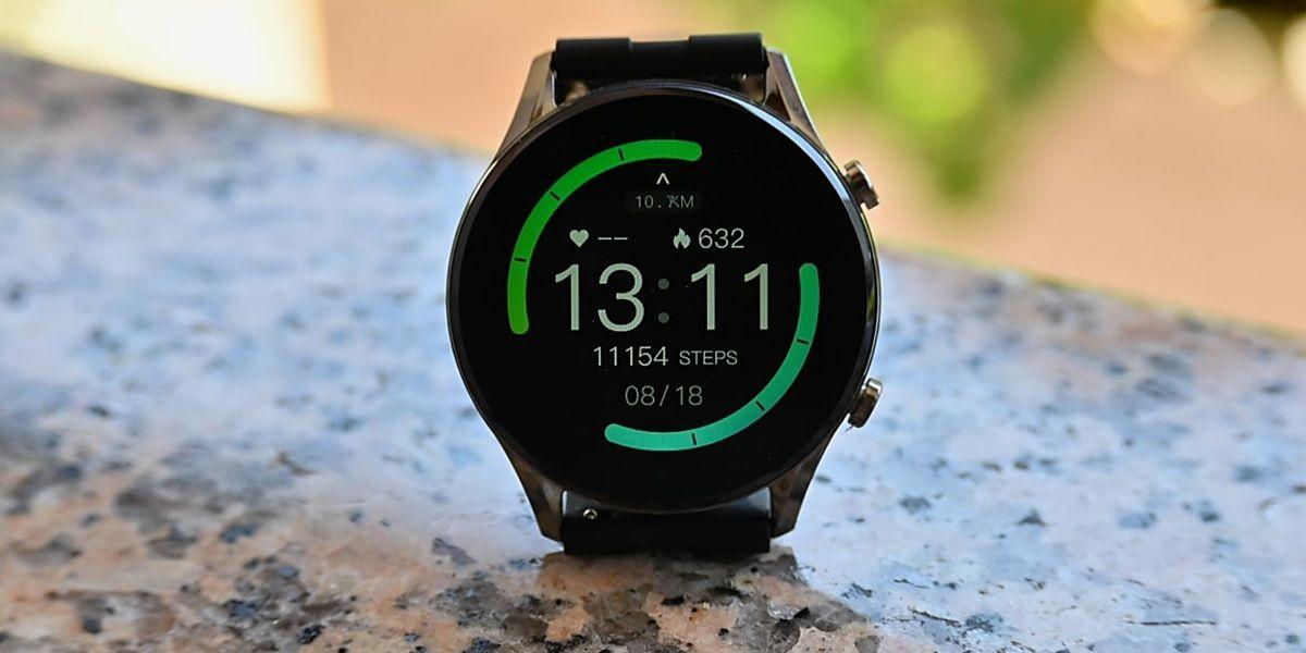oferta smartwatch imilab w12