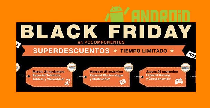 ofertas moviles pc componentes black friday