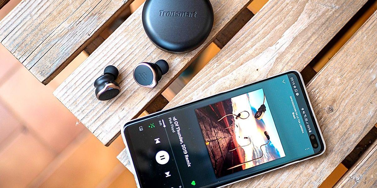 ofertas tronsmart 11 del 11 auriculares altavoz
