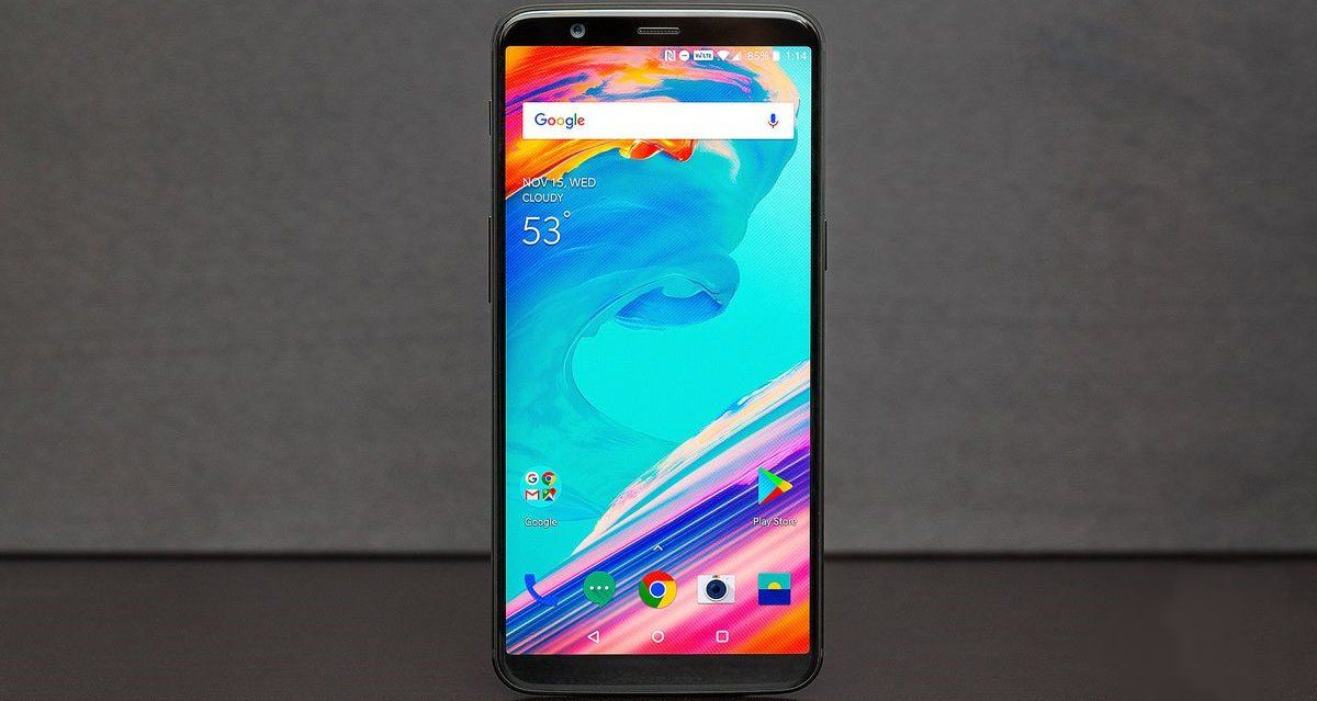 oneplus 5t lineageos