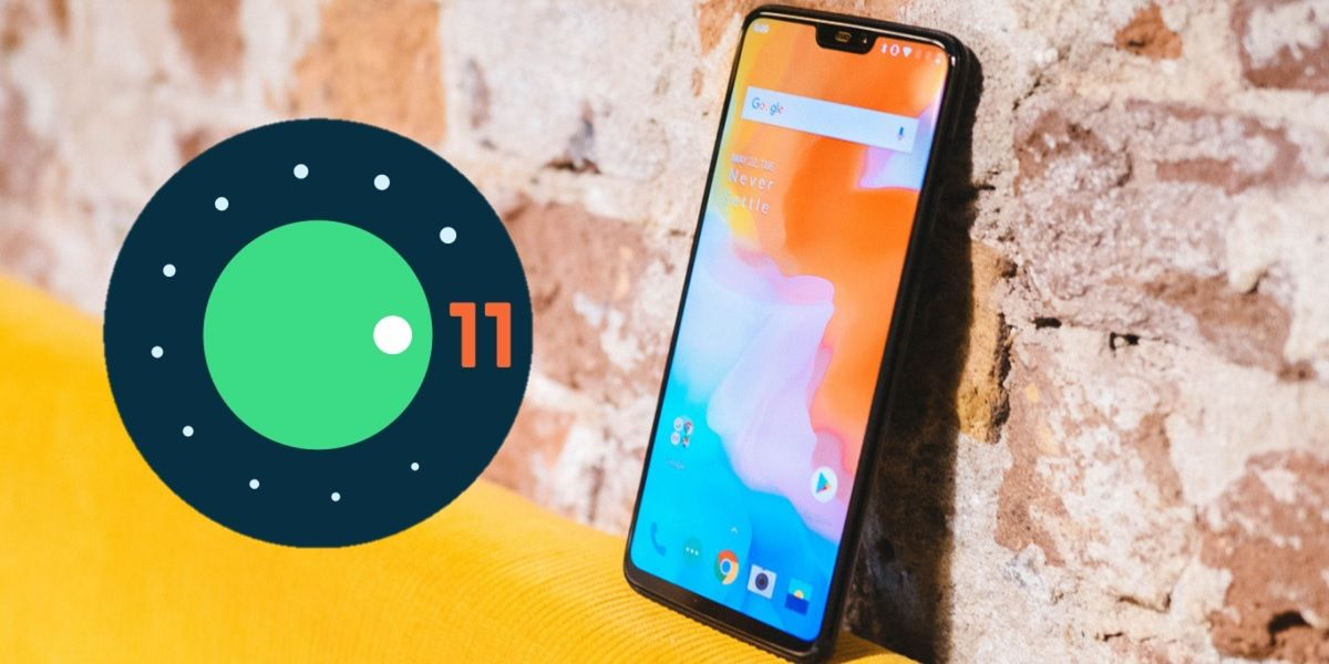 oneplus 6 actualizacion a android 11