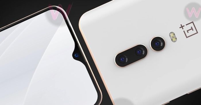 oneplus 6t posible diseño