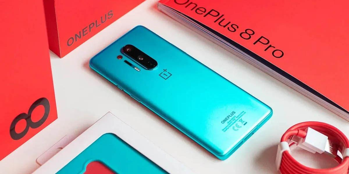oneplus 8 pro mejor móvil regalo navidad 2020