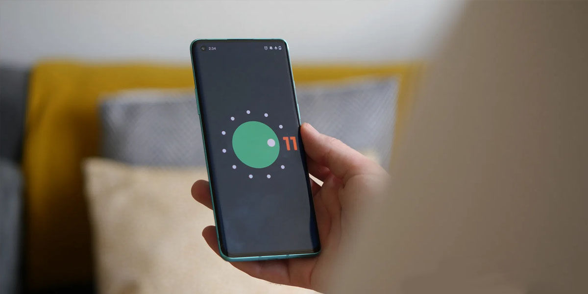 oneplus 8t oxygenos 11 android 11