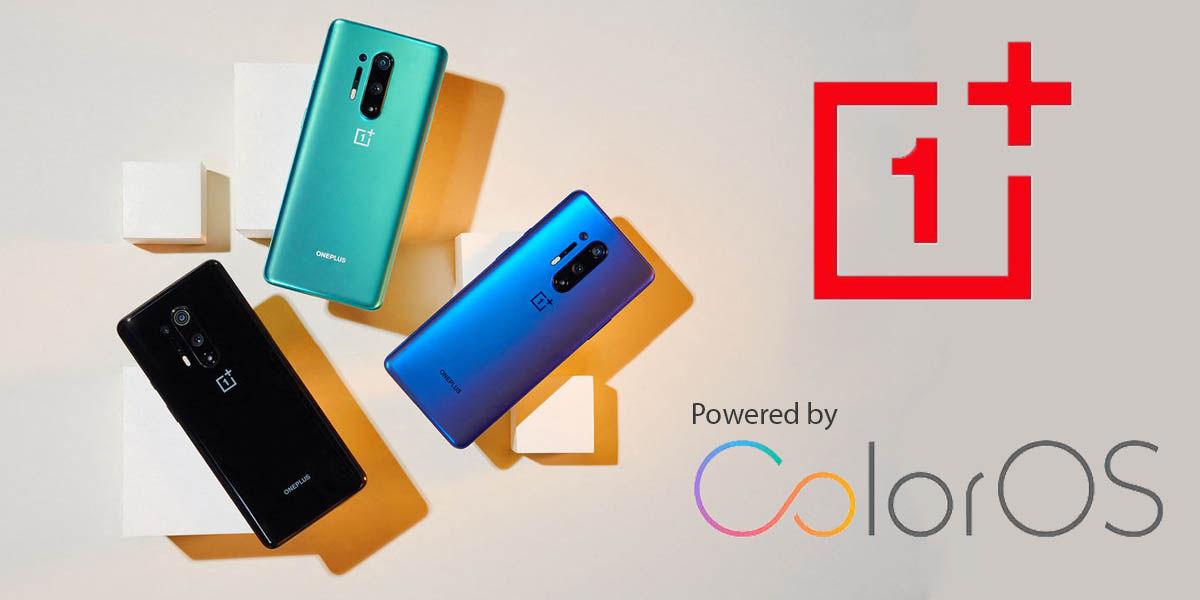 oneplus usará colorOS en china